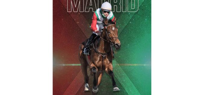 Ricardo Sousa inscrito em 6 corridas em Madrid
