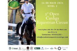 2ª Edição do Cardiga Equestrian Circuit vai realizar o 2º Open