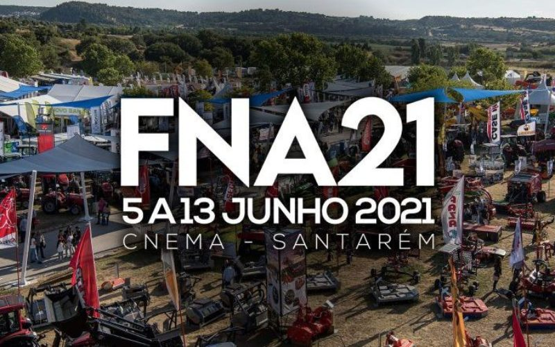 Feira Nacional da Agricultura realiza-se entre 9 e 13 de Junho