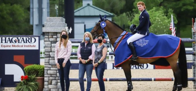 Kentucky Grand Prix victory for Ireland's Daniel Coyle and Legacy