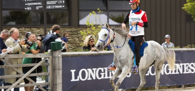 Athletes from five continents to contest Longines FEI Endurance World Championships 2021