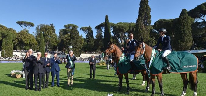 CSIO Rome: French lead the line-up of teams