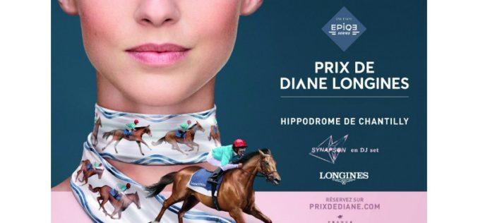 Prix de Diane este domingo em Chantilly