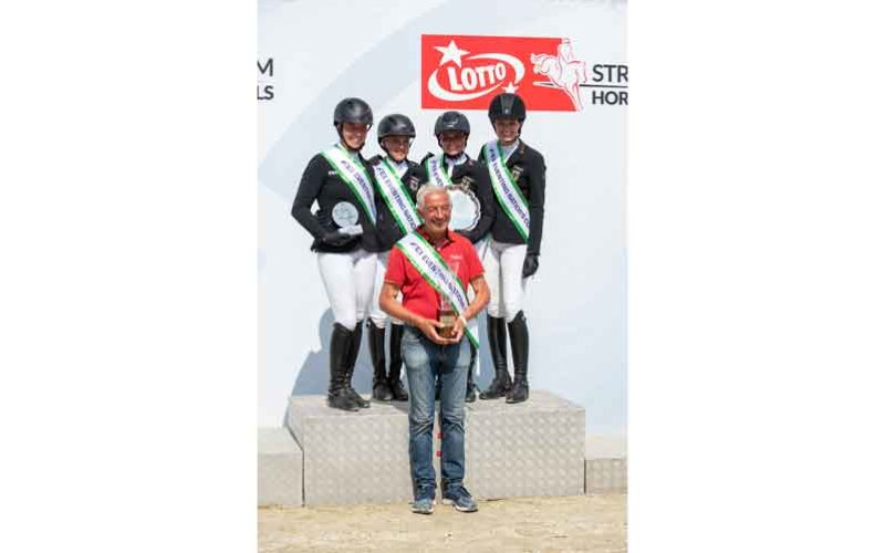 Germany victorious in the Nations Cup in Strzegom