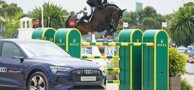 Jérôme Guery scores a home victory in CSI5* Rolex Grand Prix presented by Audi