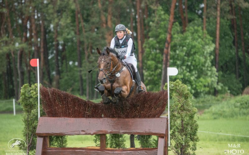 Ingrid Klimke fora dos Jogos Olímpicos por lesão grave
