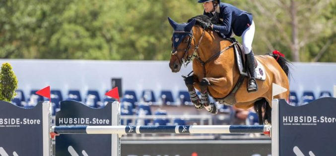 """Jessica Springsteen: """"I hope the selector has watched the Grand Prix, I really want to compete in Tokyo"""""""
