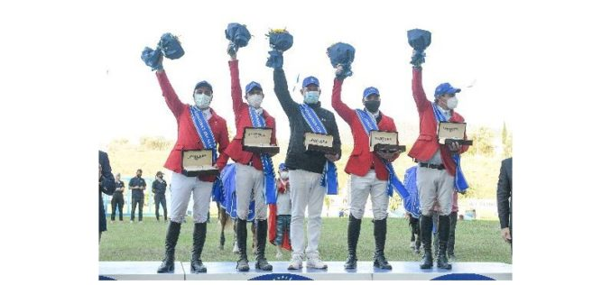 Triumph for Turkey at the Longines EEF Series Athens