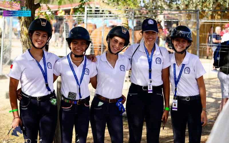 Bem-vindos ao Euro de Saltos da Juventude em Vilamoura!