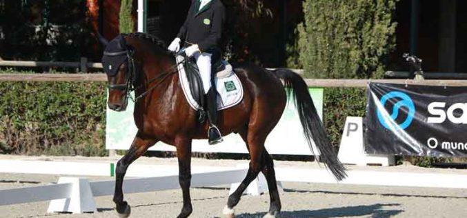Europeu Dressage Pony 2021 – Team Cardiga marca presença