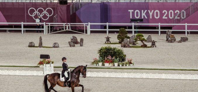 Tóquio2020: GP Especial Final por Equipas
