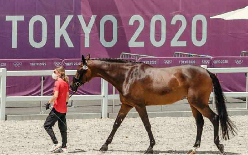Tóquio2020: Ordem de Entrada para o Grande Prémio