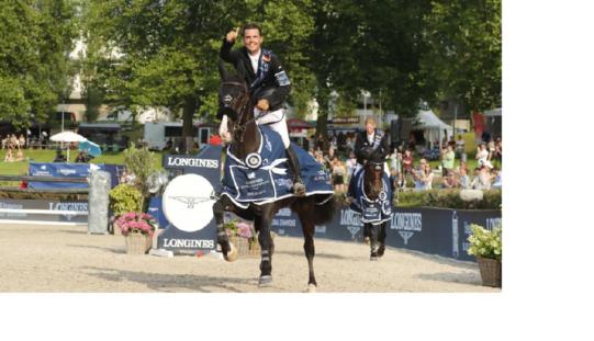 Longines Global Champions Tour: Moya blazes to Berlin victory
