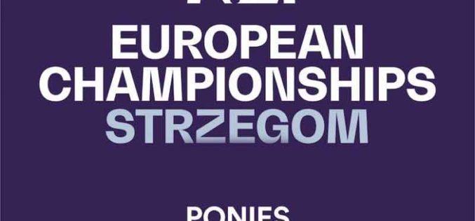 Atletas pré-selecionados para Campeonato da Europa de Dressage Ponies 2021