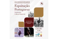 """Gala """"Equitação Portuguesa, Património Cultural Imaterial"""""""