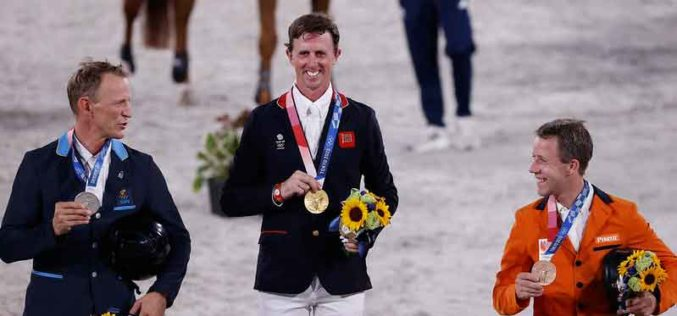 Tokyo2020: Britain's Ben Maher wins second olympic gold