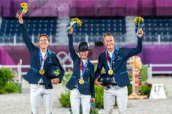 Tóquio2020: Suécia conquista a medalha de ouro por equipas