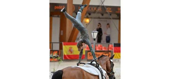 Sam dos Santos takes Gold for the Netherlands