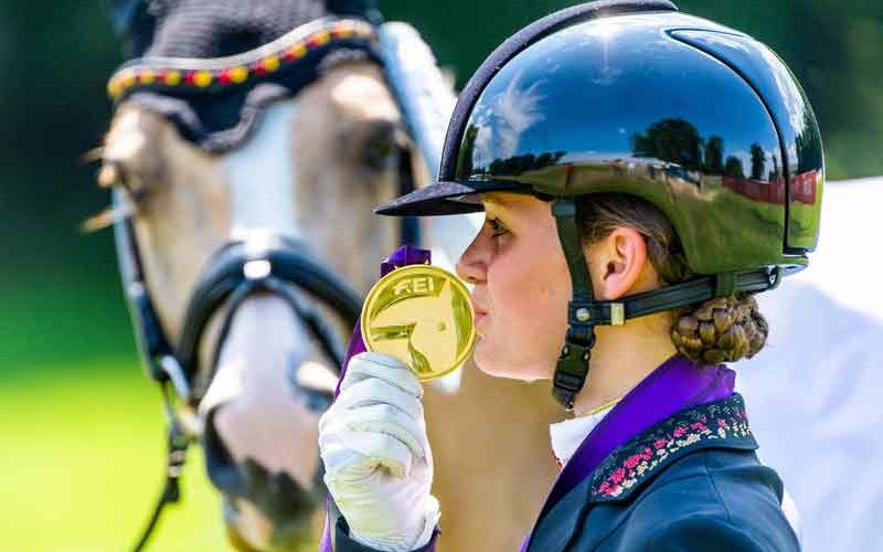 All gold for France in Eventing and Jumping while Germany dominates in Dressage