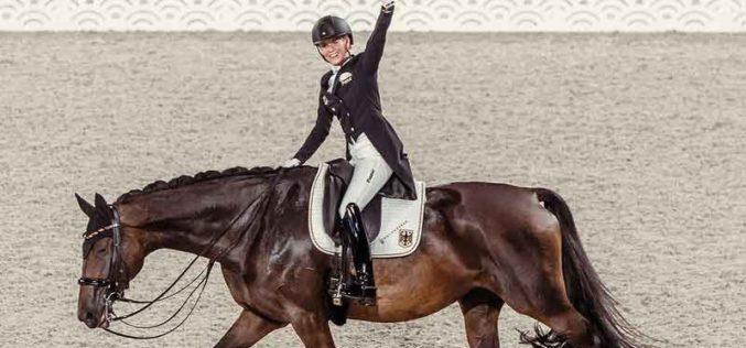 Jessica destrona Isabell Werth na liderança do ranking mundial FEI, João Torrão sobe ao 33º lugar