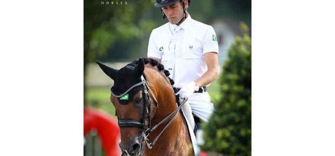 CDIO5* Aachen: 3 Cavalos Lusitanos inscritos