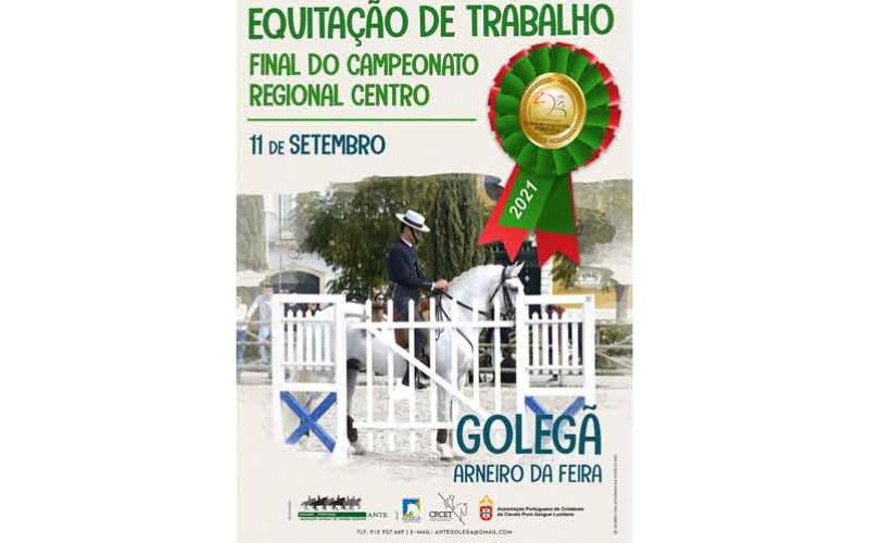 Campeonato Regional Centro de Equitação de Trabalho 2021 – Golegã