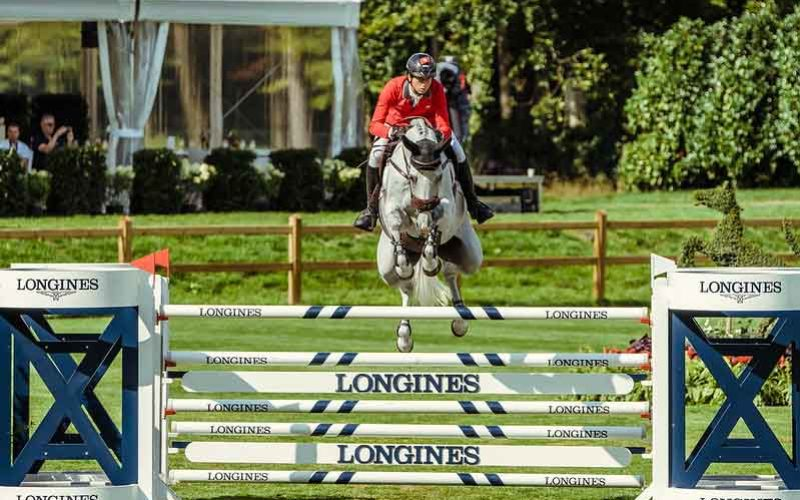 Longines FEI Jumping European Championship 2021: Switzerland moves into the lead