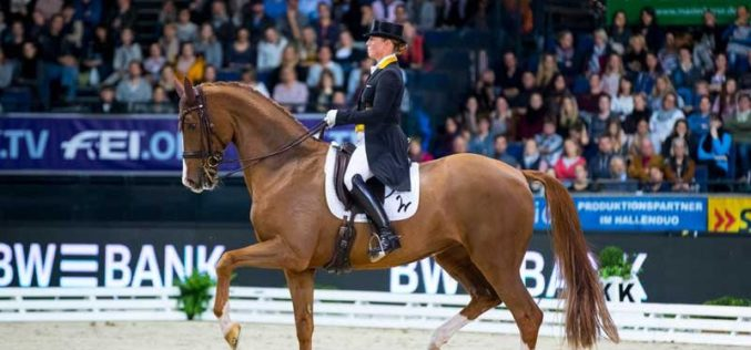 Isabell Werth abandona alta competição em 2024