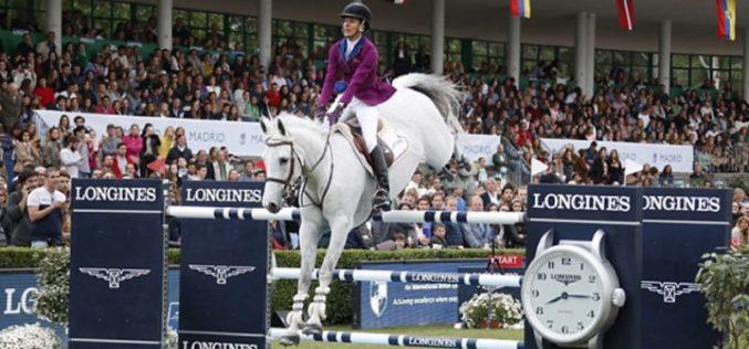 CSIO5* Aachen: Luciana Diniz dá vitória a Max Kühner (VÍDEO)