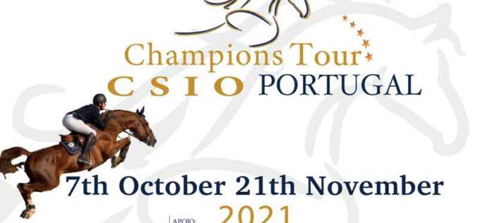 Vem aí o Vilamoura Champions Tour 2021