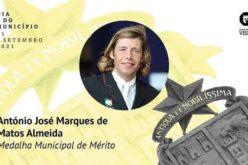 Viseu: António de Matos Almeida homenageado no Dia do Município
