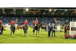 Mercedes-Benz Nations' Cup goes to the USA