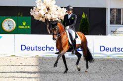 CDI4* Aachen: João Victor Oliva e «Escorial» em 5º lugar no GP Especial