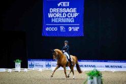CDI-W Herning: Catherine Dufour entra a ganha na Taça do Mundo (VÍDEO)