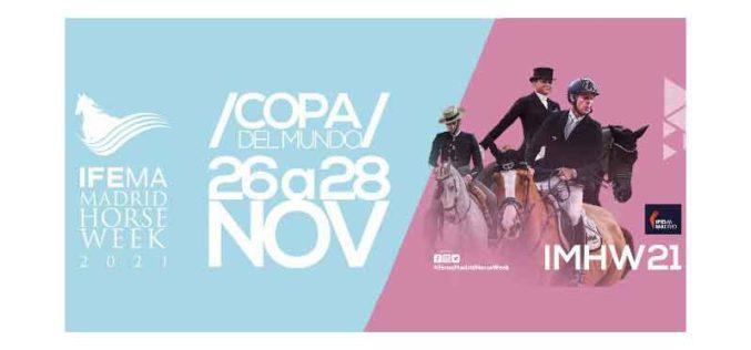 Madrid Horse Week em Novembro