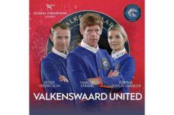 Valkenswaard United campeã da Global Champions League 2021