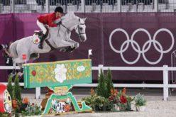 Luciana Diniz fora da alta competição